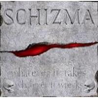 "SCHIZMA ""Whatever It Takes Whatever It Wrecks"" LP"