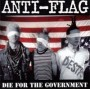 "ANTI-FLAG ""Die for the government"" CD"