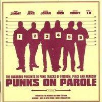 "UNCURBED ""punks On Parole"" CD"