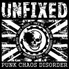 "UNFIXED ""Punk Chaos Disorder"" LP clear (limit) LP"