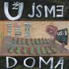 """UZ JSME DOMA """"Uszy - Uši - The Ears"""" (clear vinyl)  LP"""