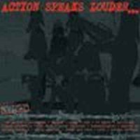 "v/a ""Action speaks louder than words"" LP"