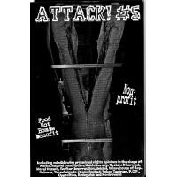 """v/a """"Attack no.5: thou shalt not kill"""" CASS"""