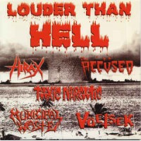"""v/a """"Louder Than hell"""" CD"""