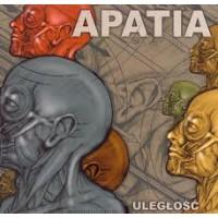 """APATIA """"Uleglosc"""" CD"""