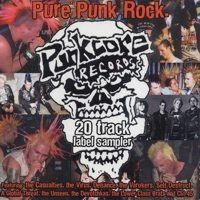 "v/a ""Pure punk Rock"" CD"