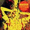 """VICTIMS / KYLESA (gold vinyl) 7""""EP"""