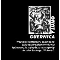 """GUERNICA Y LUNO """"Wszystkie sztandary..."""" 10""""LP"""