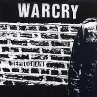 "WARCRY ""Deprogram"" LP"