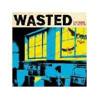 """WASTED """"Outsider by choice"""" LP"""