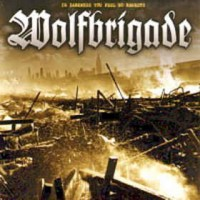 "WOLFBRIGADE ""In darkness you feel no regrets"" CD"