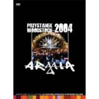 "ARMIA ""Przystanek Woodstock 2004"" DVD"