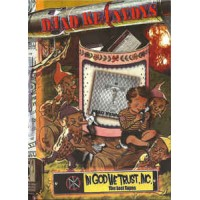 """DEAD KENNEDYS """"In God We Trust, Inc. - The Lost Tapes"""" DVD"""