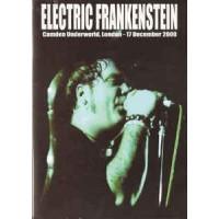 """ELECTRIC FRANKENSTEIN """"Camden Underworld"""" DVD"""