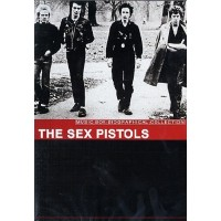 """SEX PISTOLS """"Music box biographical collection"""" DVD"""