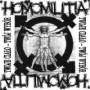 "HOMOMILITIA ""Twoje cialo twoj wybor"" LP"
