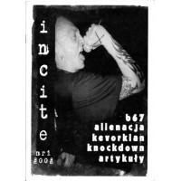 Incite *1 - zine