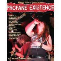 Profane Existence *52/53 + 2 x CD