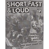 Short Fast & Loud *17 (+CD)