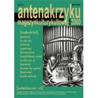 Antena Krzyku * 5/2000 - zine