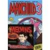 "Manchild 3  [Brian Walsby] komiks + MELVINS ""The Making Love demos"" CD"