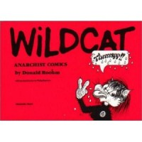 Wildcat, Anarchist Comics. [Donald Roohm] – komiks