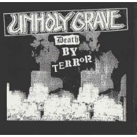 "UNHOLY GRAVE / VOETSEK  split 5""EP"