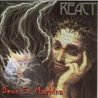 """REACT """"Deus Ex Machina"""" CD"""