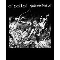 OI POLLOI / APPALACHIAN TERROR UNIT bluza (longsleeve)