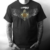 "CONVERGE ""Wings"" T-shirt"