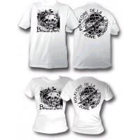 """BERURIER NOIR """"Nada"""" T-shirt (XXL)"""