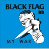 "BLACK FLAG ""My war"" (niebieska) T-shirt"