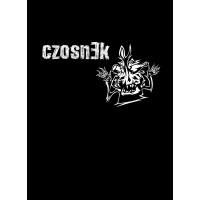 CZOSNEK (nails / gwoździe) damska T-shirt