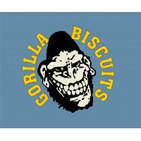 GORILLA BISCUITS (niebieska) T-shirt