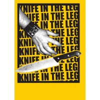 KNIFE IN THE LEG T-shirt