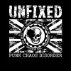 "UNFIXED ""Punk Chaos Disorder"" T-shirt"