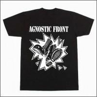 AGNOSTIC FRONT - Boots T-shirt (XXL)