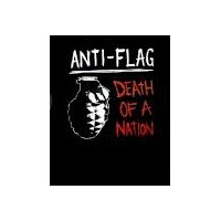 ANTI FLAG Death Of A Nation T-shirt (XXL)