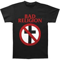 BAD RELIGION  logo T-shirt