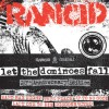 "RANCID ""Let The Dominoes Fall"" 8x7""EP (red vinyl)"