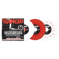 "RANCID ""Rancid Rancid"" (2000) 5x7""EP (red vinyl)"
