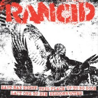 """RANCID """"East Bay Night / This Place / Up To No Good / Last One To Die / Disconnected""""  7""""EP"""