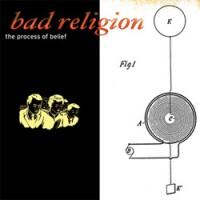 """BAD RELIGION """"The Process Of Belief"""" LP"""