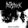 """HELLSHOCK """"Ghosts of The Past"""" LP"""
