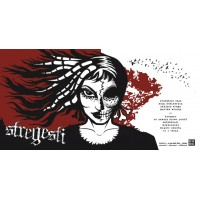 STREGESTI s/t  limit (black)  LP