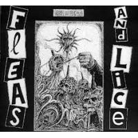 """FLEAS AND LICE """"Global Destruction"""" LP"""