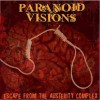 "PARANOID VISIONS ""Escape From The Austerity Complex"" CD"