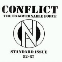 "CONFLICT ""Standard Issue 82-87"" CD"