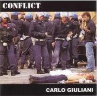 "CONFLICT ""Carlo Giuliani"" CD"