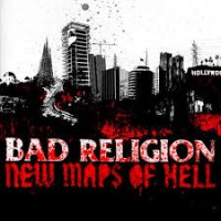 """BAD RELIGION """"New Maps Of Hell"""" LP"""